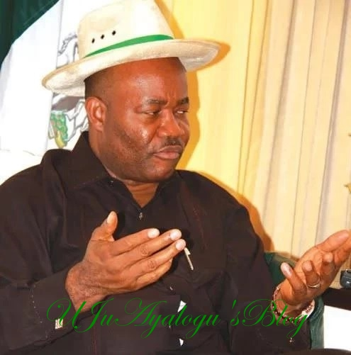 PDP Rejects Akpabio's Return
