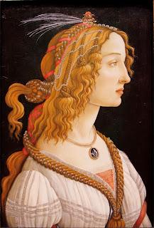 Simonetta Vespucci, as recalled by Sandro Botticelli in his 1480s Portrait of a Woman