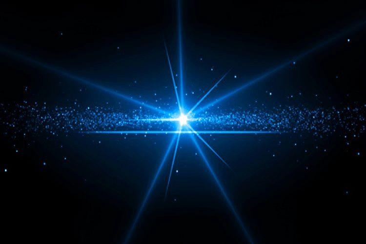 Samanyolu Galaksisi'nin ortasından yansıyan bu ışık, patlayarak yok olan bir cisimden geliyor olabilir.