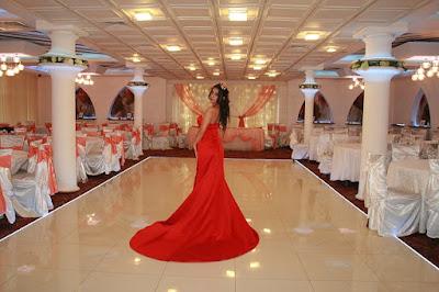 El atractivo color rojo