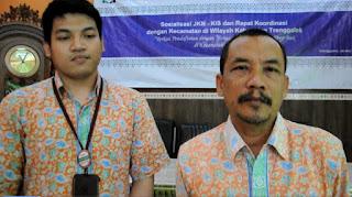 BPJS Kesehatan Sosialisasikan Pendaftaran JKN-KIS Melalui Mekanisme Drop Box di Setiap Kecamatan