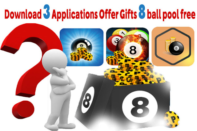 Gifts 8 ball pool free