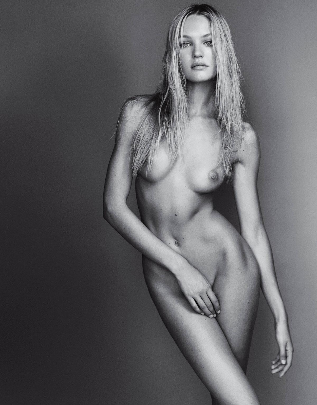 secret nude Victoria models