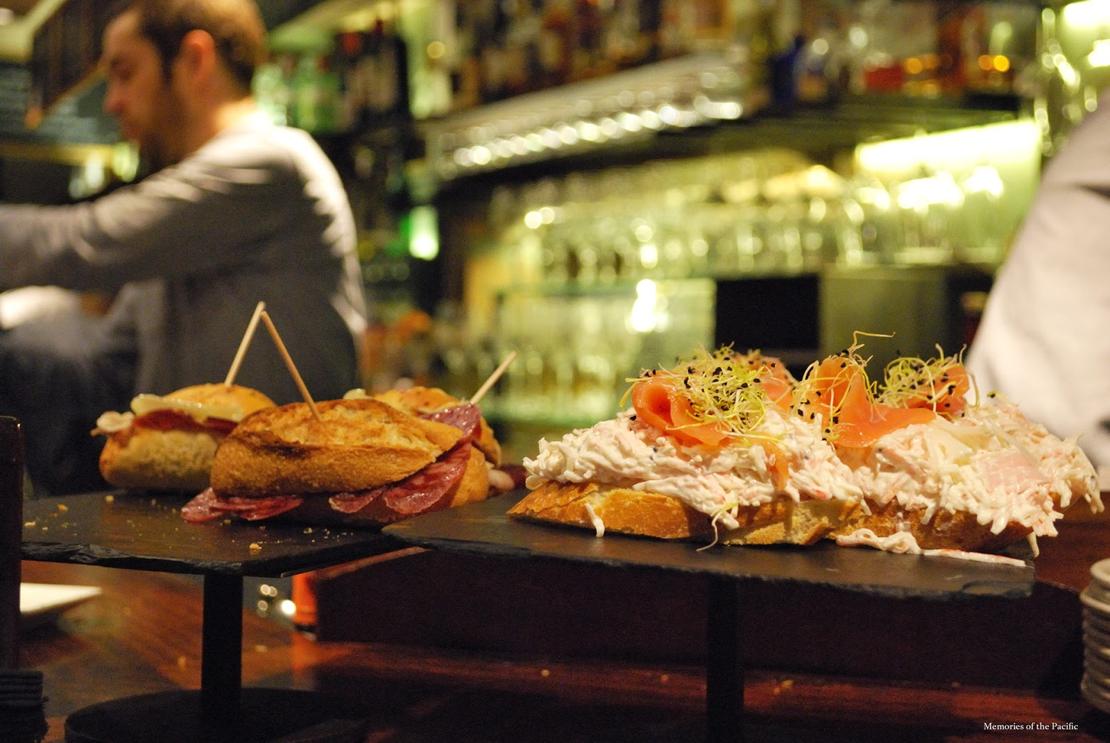 Atari Gastroteka pintxos san sebastian