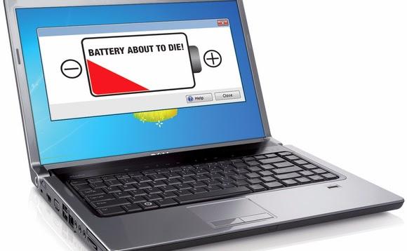 Σωστή φόρτιση μπαταρίας Laptop