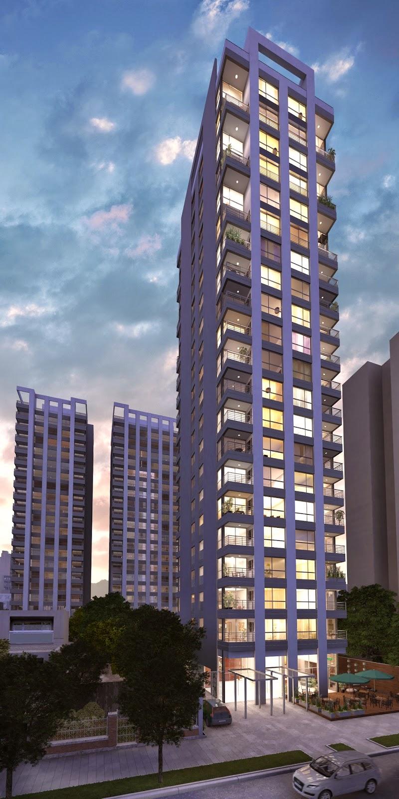Renders arquitectura renders exteriores for Exterior edificios