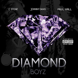 Paul Wall & C Stone - Diamond Boyz (2017) - Album Download, Itunes Cover, Official Cover, Album CD Cover Art, Tracklist