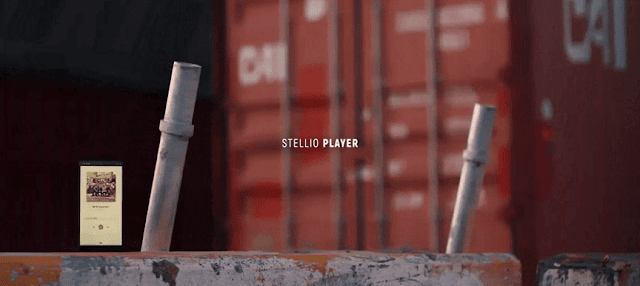 Stellio Player Android app