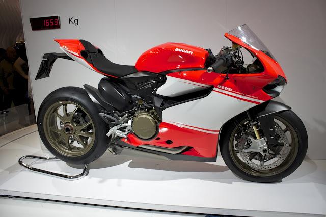 Daftar Spesifikasi Dan Harga Ducati Panigale Second Dan Baru 2016