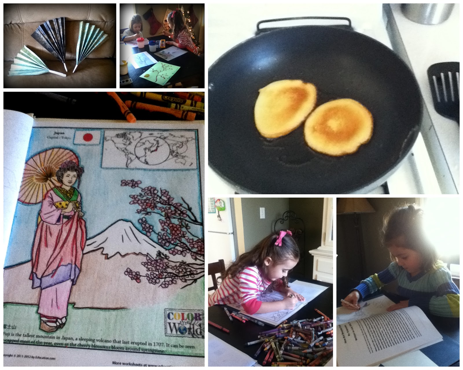 Mommy Magic Preschool Weeks 12 13 Around The World In 6