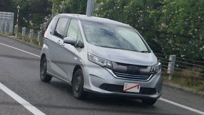 2016 Honda Freed MPV