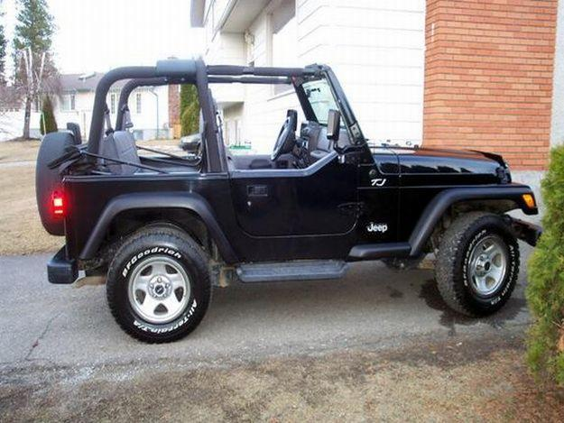 Difference Between Wrangler Models >> Sport jeep: Difference Between a CJ ,YJ&TJ Jeep