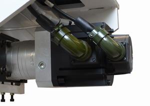 động cơ của máy cắt cnc
