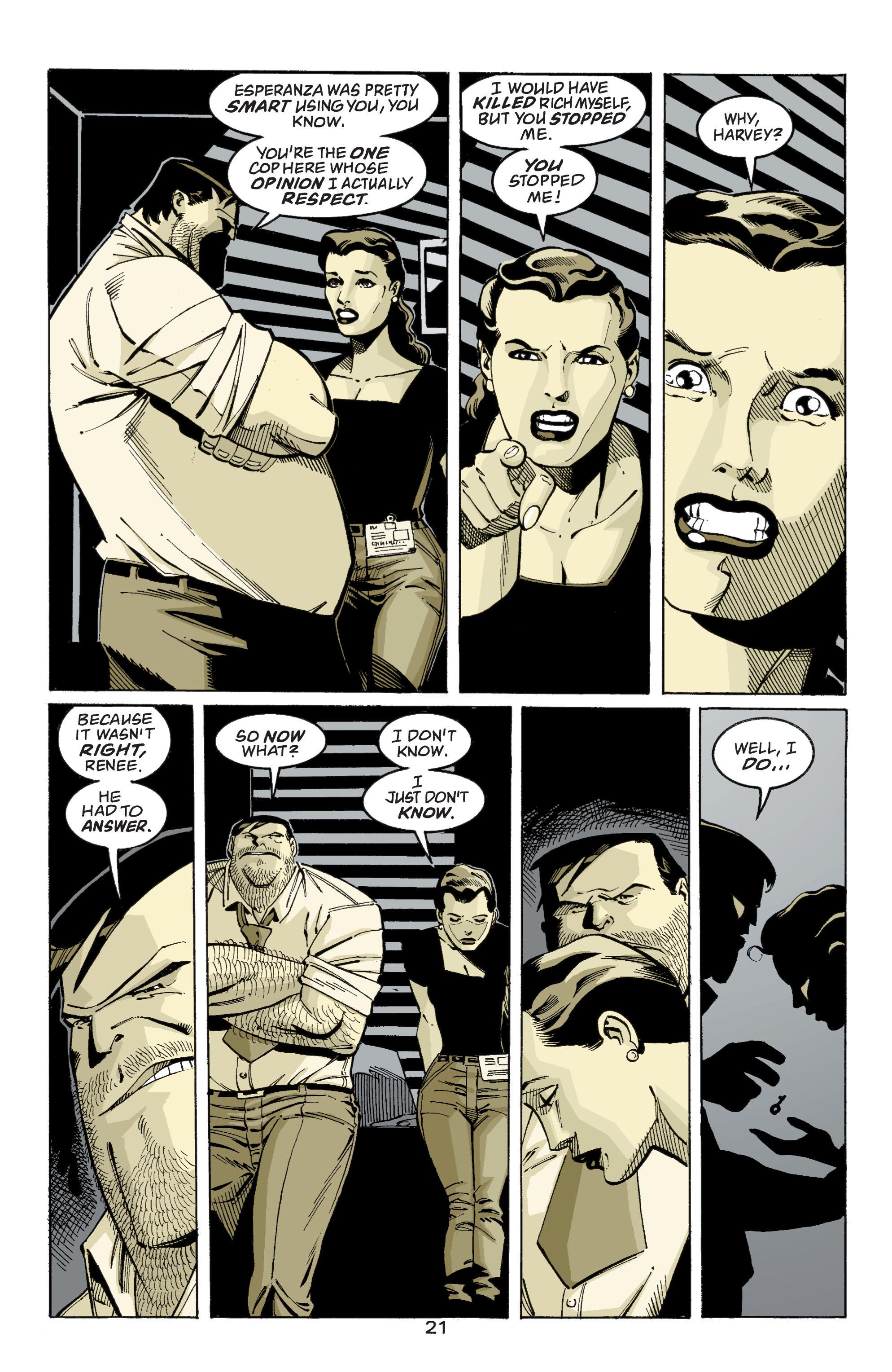 Detective Comics (1937) 762 Page 21