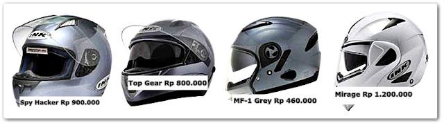 Harga Helm INK Untuk Motor Sport Terbaru 2015