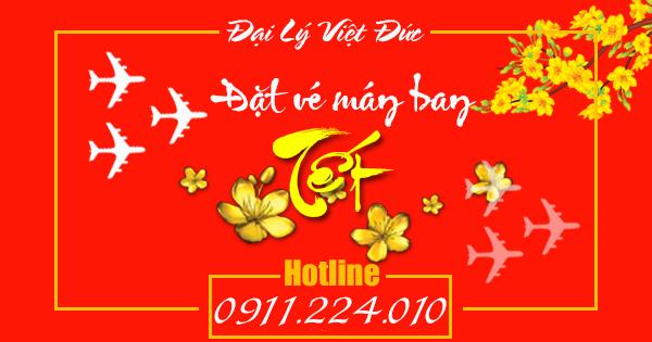 Địa chỉ đặt vé máy bay tết 2018 Bình Dương uy tín