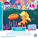My Little Pony Series 1 Applejack Cutie Mark Crew Card