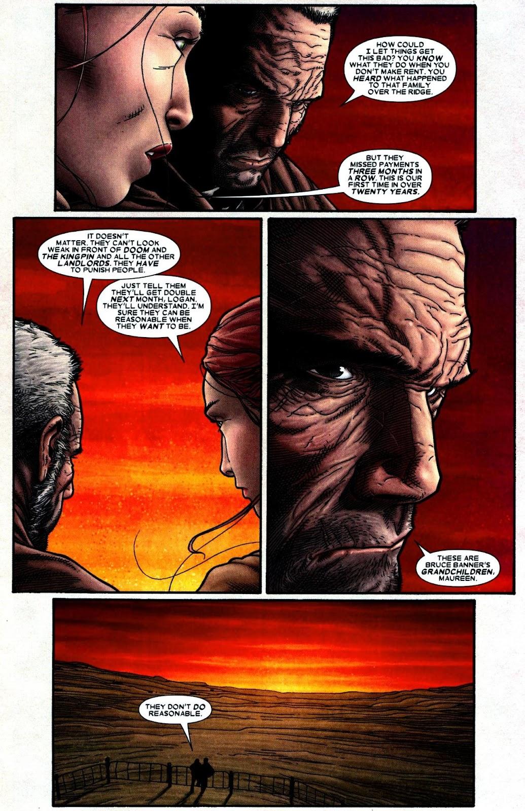 Read online Wolverine (2003) comic -  Issue #66 - 9