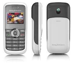 Spesifikasi Sony Ericsson J100