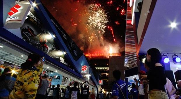Megahnya Jakarta Fair Kemayoran 2014