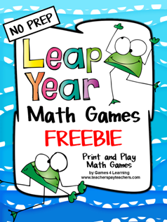 https://www.teacherspayteachers.com/Product/Leap-Year-2413319