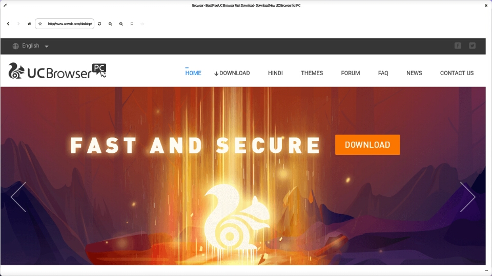 fast downloader browser for pc