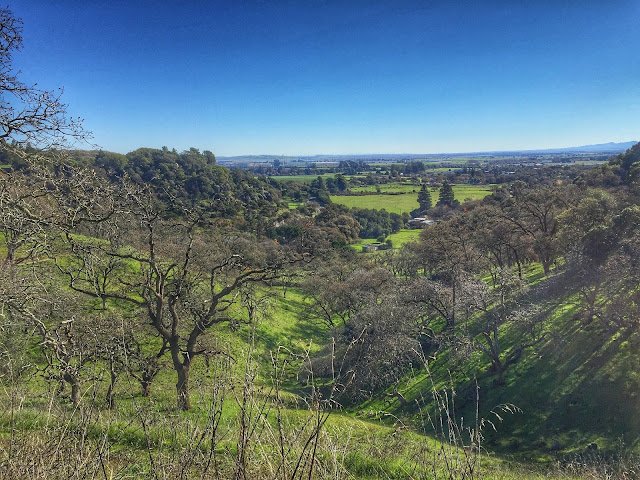 View at Rockville Hills Regional Park