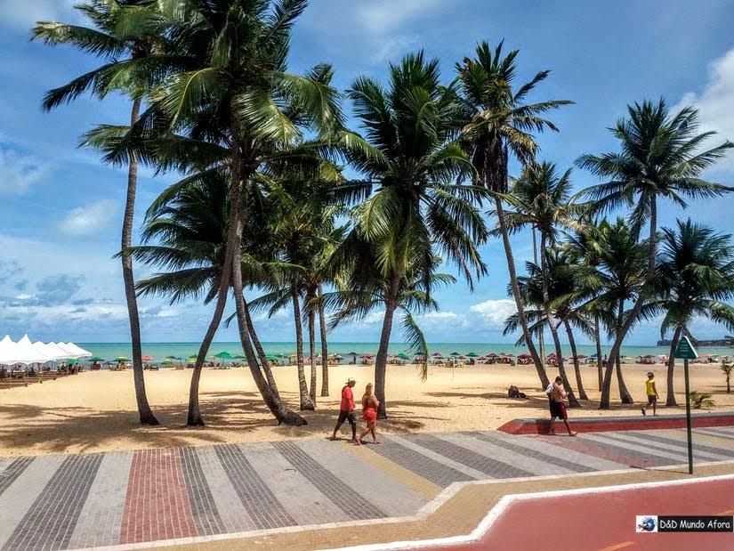 Melhores Praias de João Pessoa - Tambaú
