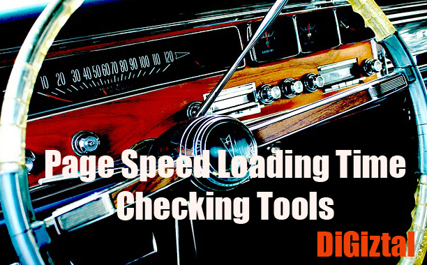 free page speed loading tools
