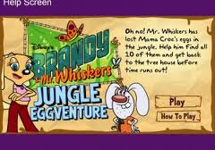 Brandy and Mr Whiskers Jungle Eggventure
