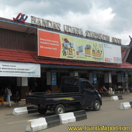 Jadwal Rute Penerbangan Surabaya Banjarmasin Bandara Juanda