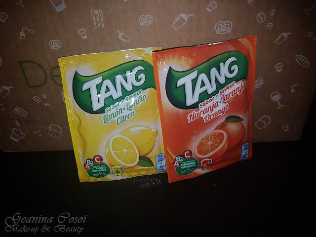 Tang bebida en polvo refrescante Degustabox Junio´17 ¡VERANO!