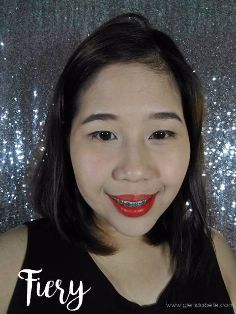 Skin Deep Lip and Cheek Tint Fiery