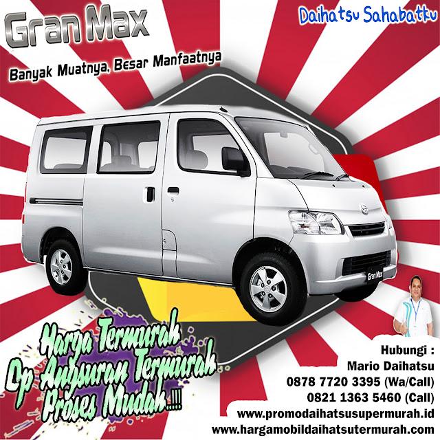 promo daihatsu granmax minibus