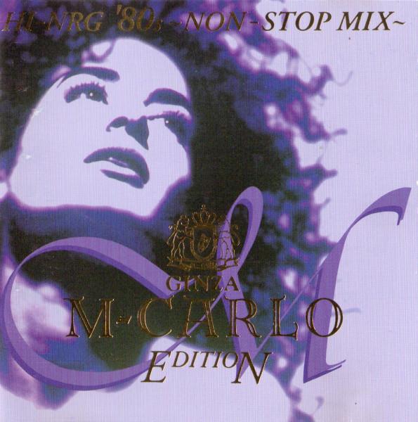 RETRO DISCO HI-NRG: Hi-NRG '80s - Ginza M Carlo DJ Non-Stop