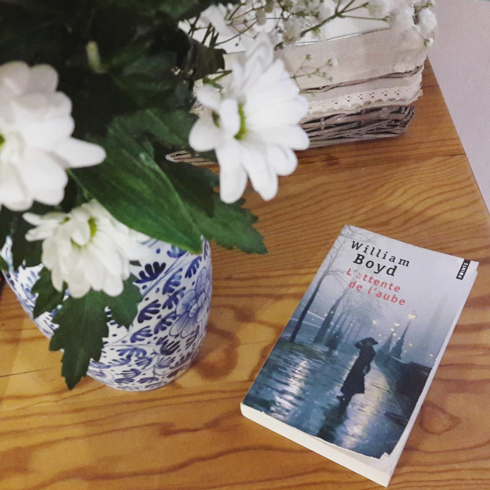 L'attente de l'aube de William Boyd