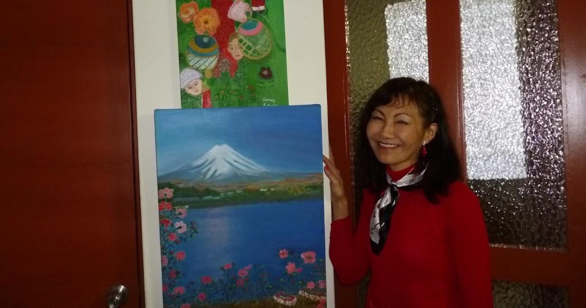 Resultado de imagen para MARIA TERESA FUKUSHIMA