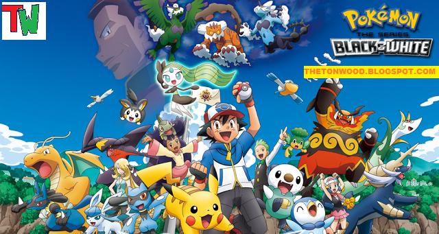 Pokémon: Black & White (Season 14) Episodes in Hindi Dubbed [HD]