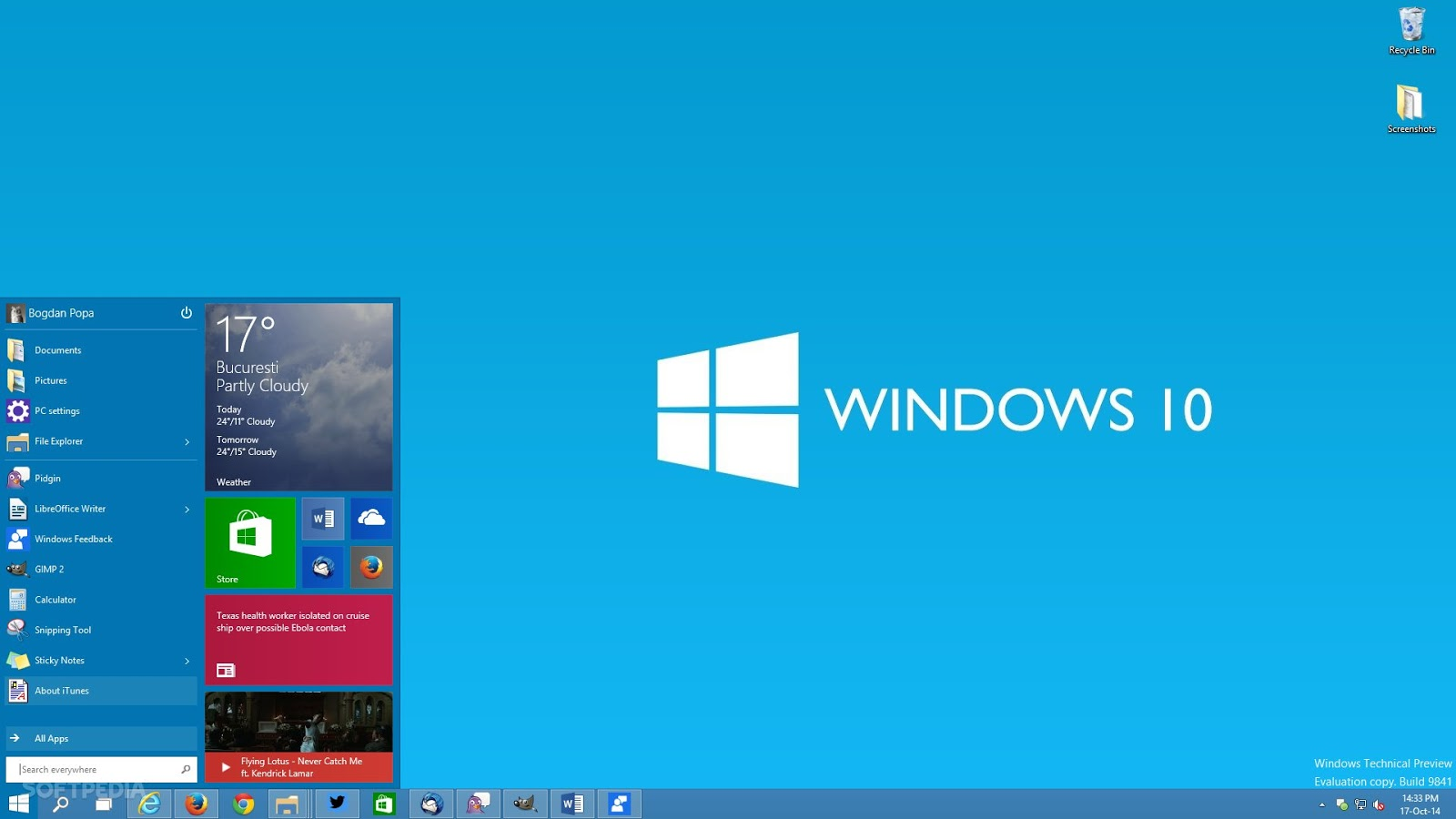 Windows 10 Free Download | Web To PC