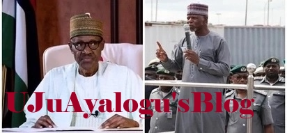 Customs boss Hamid Ali raises alarm, says Buhari administration has been hijacked by PDP members