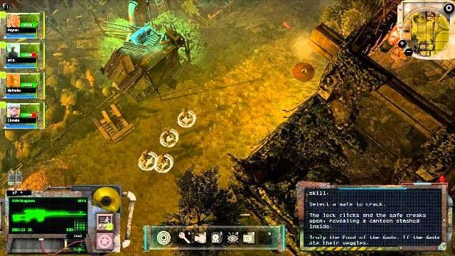 Wasteland 2 PC Games Gameplay
