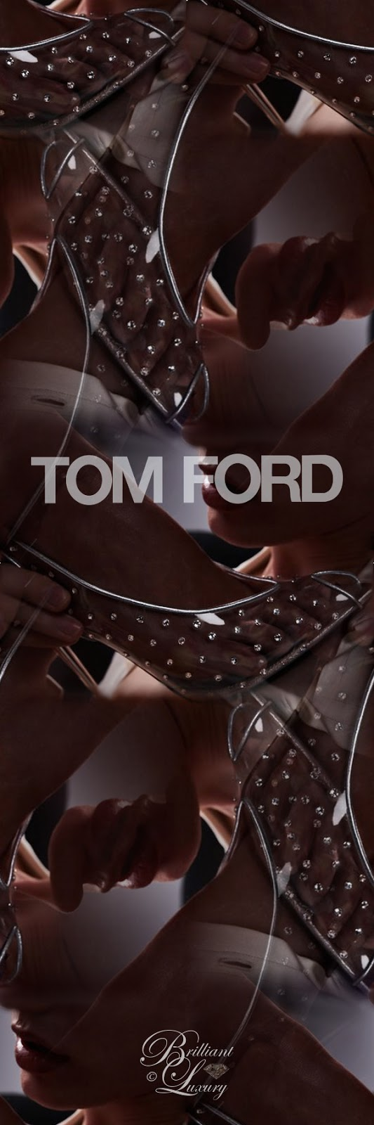 Brilliant Luxury ♦ Tom Ford shoe collection #shoeart