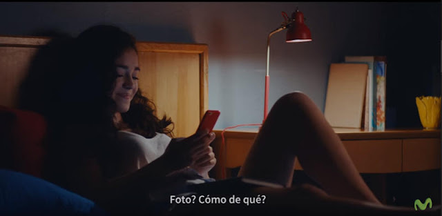 Love Story, la cruda campaña de Movistar en contra del abuso infantil