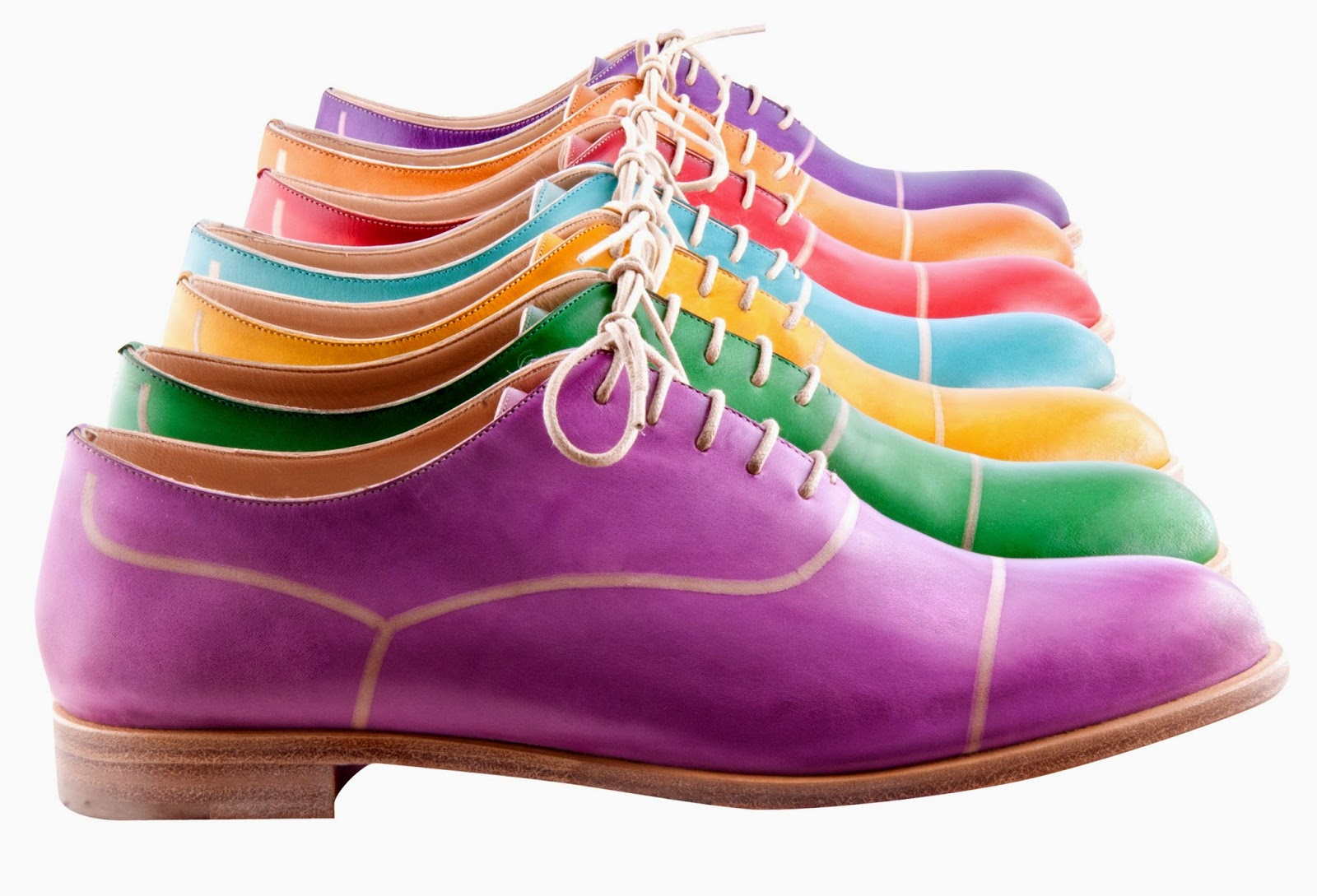 Rock Candy Shoes by Fratelli Rossetti Italy