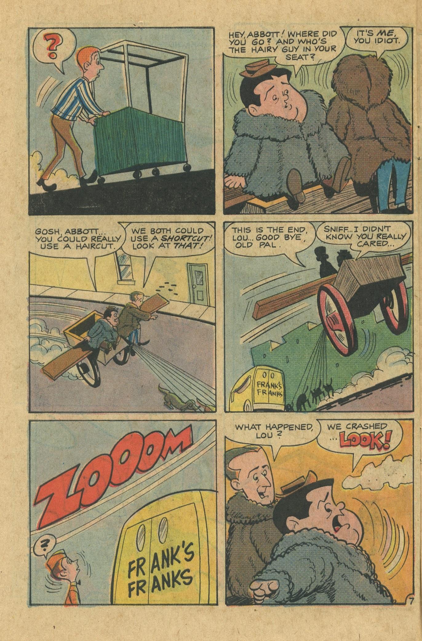 Abbott & Costello issue 13 - Page 10