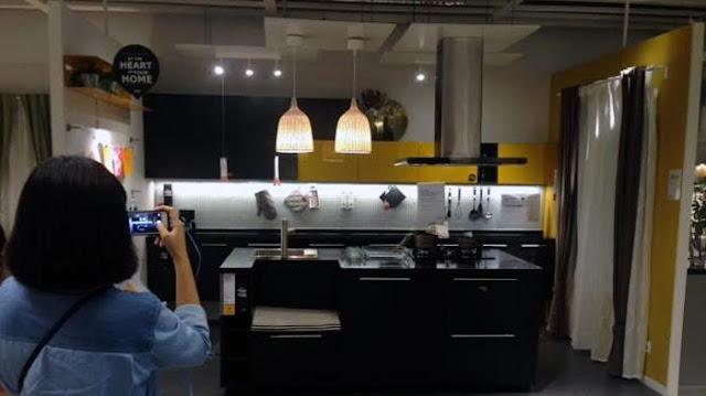 Ide Dekorasi dan Desain Kitchen Set Yang Cerah Dan Ceria