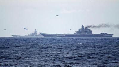 Siria, Rusia e Irán darán 'respuesta inesperada' a ataque de EEUU