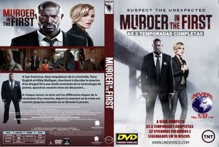 MURDER IN THE FIRST - AS 3 TEMPORADAS COMPLETAS