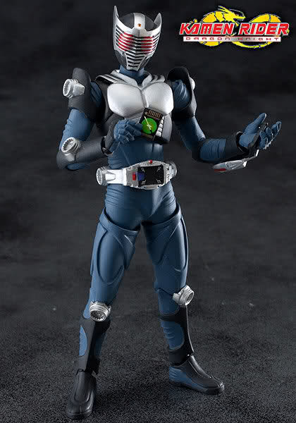 Marc's Collections 2: FIGMA : Kamen Rider Dragon Knight pt 4