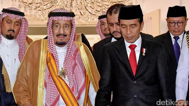 Ini Daftar Ulama yang Diundang Bertemu Raja Salman di Istana, Imam Besar tidak Termasuk
